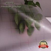1.22 м x 15 м клей утолщаются Оконные рамы паста бумаги вырезать матовое окно, наклейка туалетной бумаги стекла прозрачная наклейка для ванной