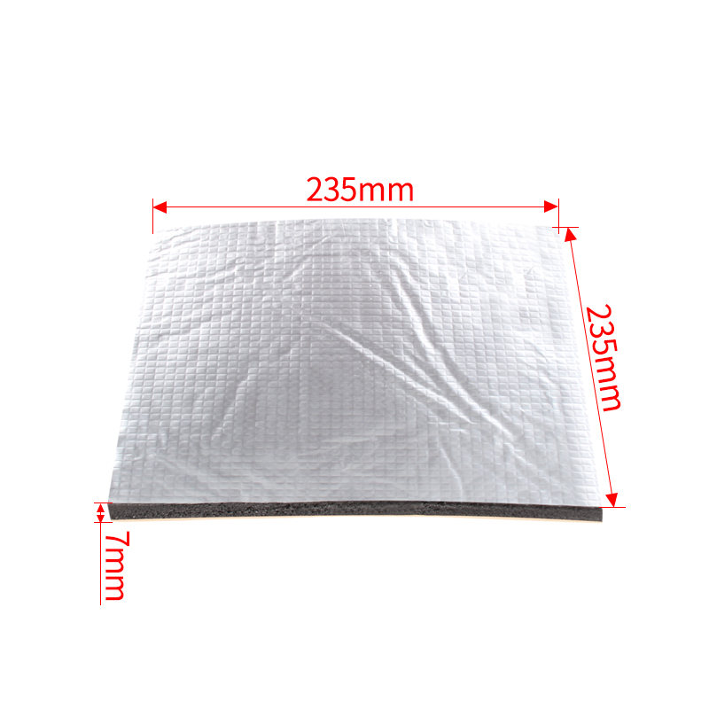 Heat Paper Insulation Cotton Foil and Self-adhesive 3D Printer Heat-bed Sticker as 3D Printer Parts 3