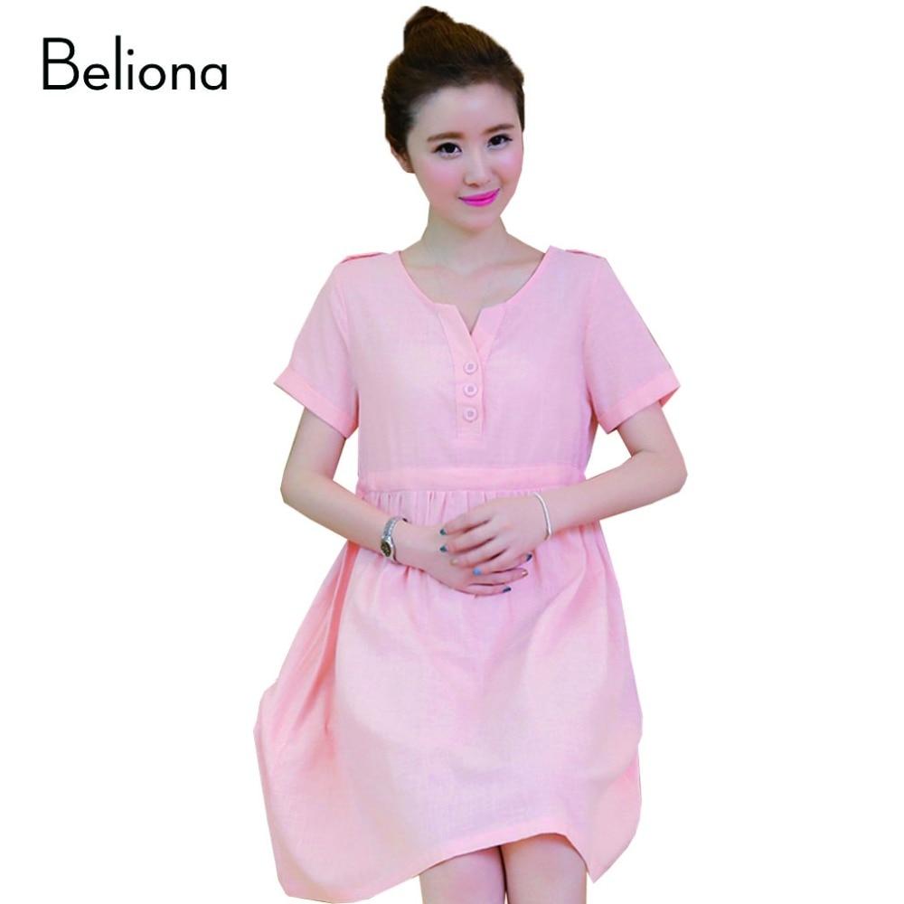 fashion floral full sleeve pregnancy nursing dress plus size maternity