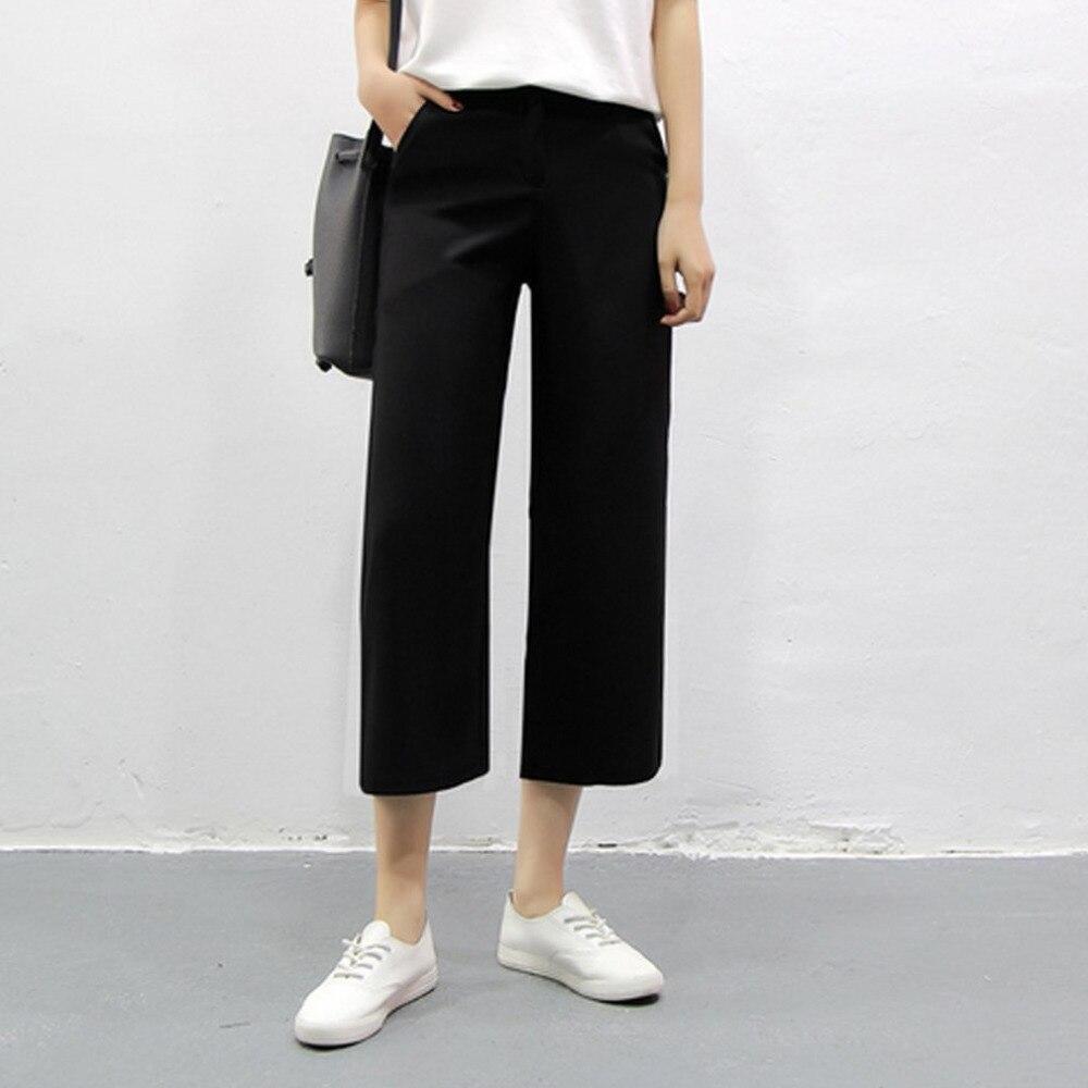 How to calf wear length pants