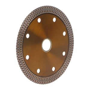 Image 3 - Diamond Saws Blade Hot Pressed Sintered Mesh Turbo Cutting Disc For Granite Marble Tile Ceramic