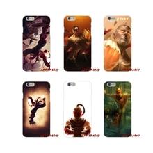 b3cb0bbbda109d LEFTZAMY League of Legends Lee Sin Slim For iPhone X 4 4S 5 5S SE 6 6S 7 8  Plus