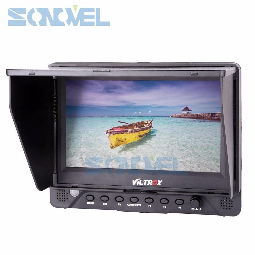 7 Viltrox DC 70EX HDMI SDI AV Video LCD HD Monitor
