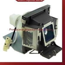 O envio gratuito de Alta Qualidade RLC 055 Lâmpada Do Projetor de Substituição com Habitação para Projetores VIEWSONIC PJD5122 PJD5152 PJD5352