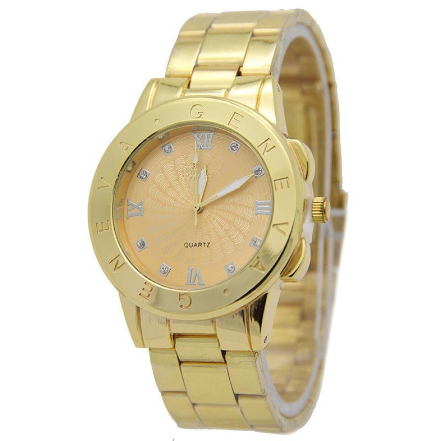 Watches Women New Luxury Flash Diamond Alloy Quartz Wrist Watch relojes de las mujeres Dropshipping  80606
