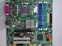 Motherboard for 46R8384 M57 M57p LGA775 G45/G43 Micro ATX DDR2/DDR3 VGA well tested working