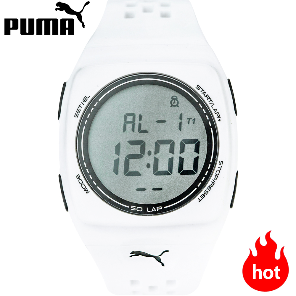 PUMA WATCH sports wind series of multi - functional neutral electronic form PU910991001 PU910991005 jsd 50s series of multi wing fan 4p
