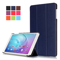Smart Slim PU Stand Cover Case Protective Leather Skin For Huawei MediaPad T2 Pro 10 FDR