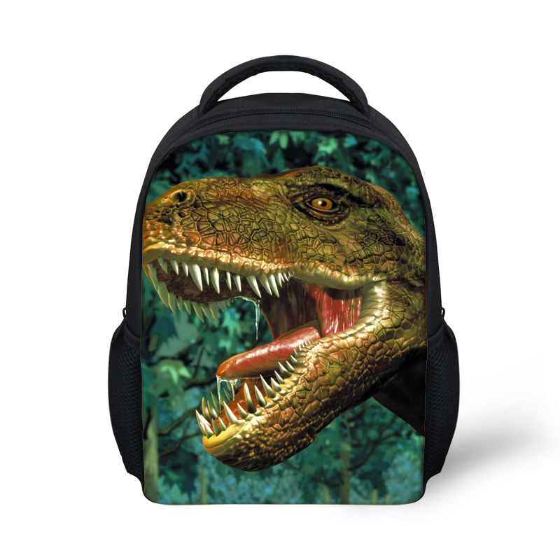 2016 Hot Sale Boys SchoolBags for child,Animals Backpacks 3D Dinosaur Back pack for Kids,Schoolbag  Boys Mochila for Kids free