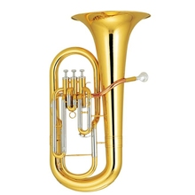 Bb Brass Euphonium Three Pistons Euphonium horn with ABS case and mouthpiece musical instruments professional 2 pcs pistons