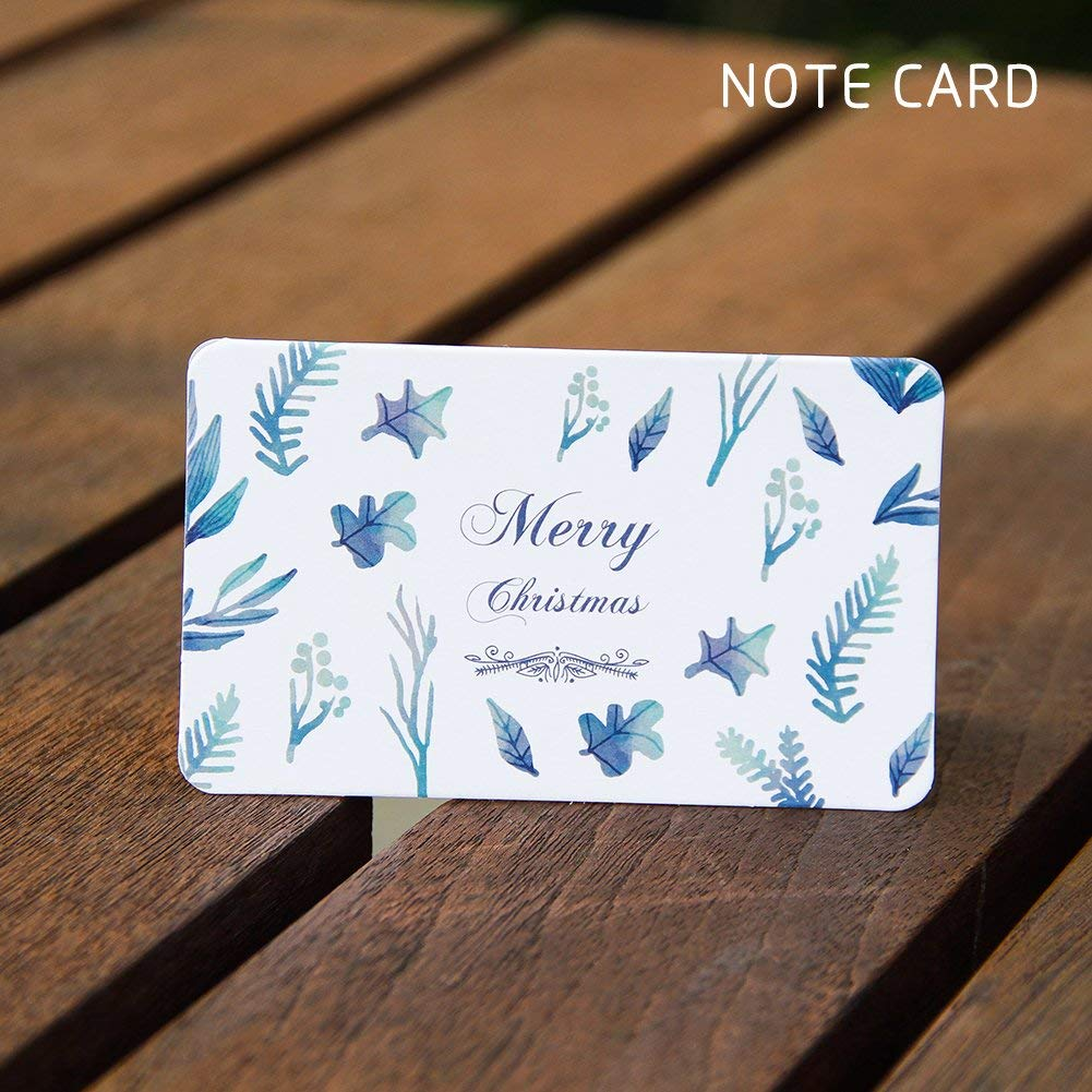 Hot Pop up Christmas Cards Pack of 5 Upgrated Holiday New Year Merry ...
