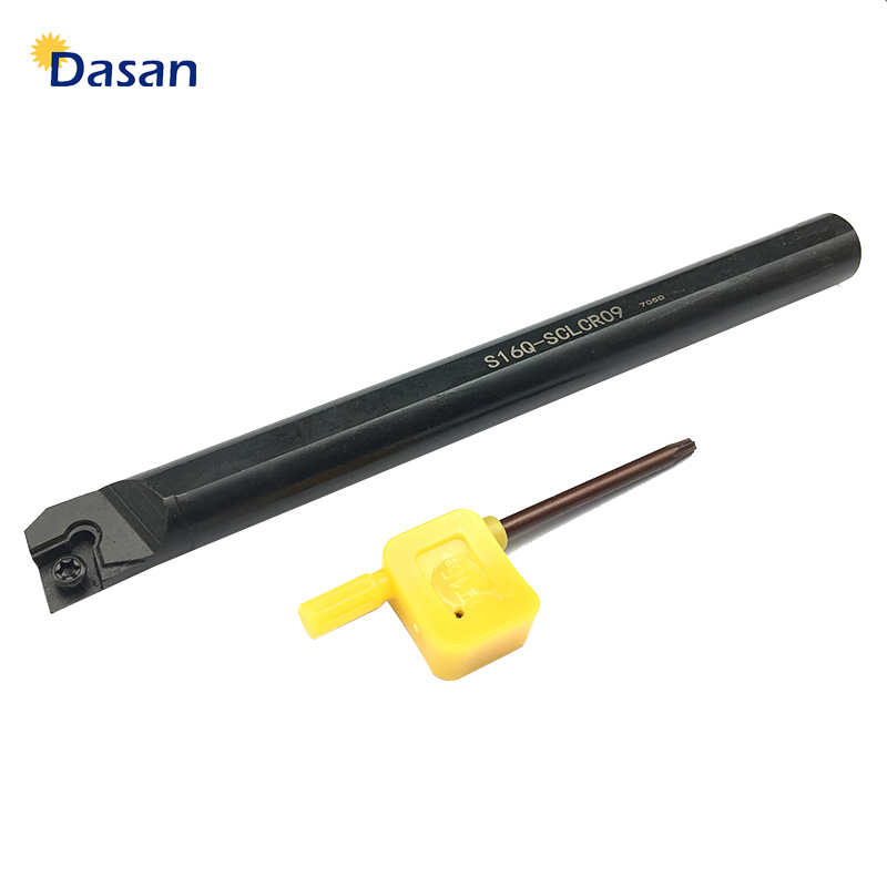 S12M S14N S16Q S18Q S20R S25S S32T SCLCR09 SCLCL09 Internal Turning Tool Lathe Boring Bar Tool Holder Cnc Cutter Tools