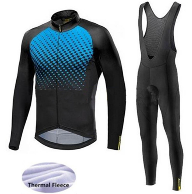 2018 Fleece long Sleeves MAVIC Cycling Set Winter Cycling Jerseys men  Thermal Bicycle Bike MTB Ropa Ciclismo Cycling Clothing - aliexpress.com -  imall.com d84435468