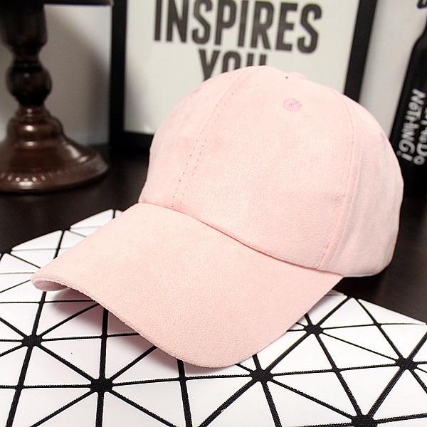 4e127f6153e suede cap cute cartoon snapback hats five panel baseball cap for men women  outdoor sports hip hop gorras hat casquette-in Baseball Caps from Apparel  ...