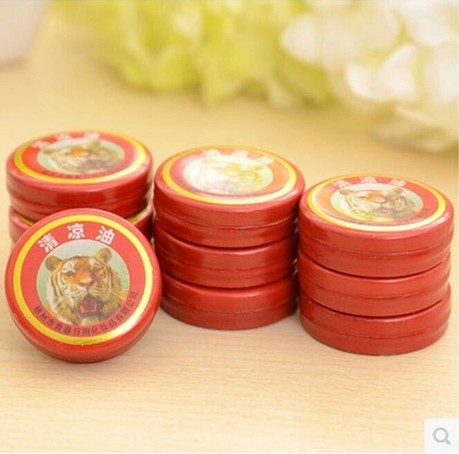 Gold Tower Tiger Balm Ointment for Headache Stomachache Cold Dizziness Insect Stings Heat Stroke Essential Balm natural herbal buddha ointment oil for headache toothache stomachache dizziness abdominal pain sciatica skin care body cream
