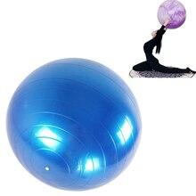 Yoga Fitness Ball 65 cm antideslizante Yoga Pilates Balance deporte Fitball  prueba bolas para entrenamiento de 57c1e784463a