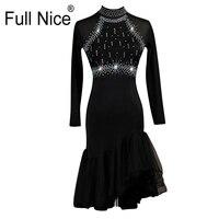 Latin Tango Rumba Dance Dress
