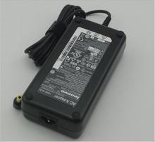 O envio gratuito de 19 V 7.7 A 150 W adaptador de energia para lenovo 6.3*3.0 monitores de interface 300g boa qualidade fornecimento adaptador de energia