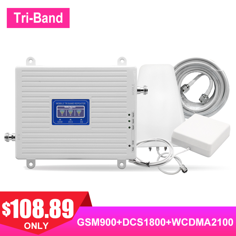 GSM LTE 2G 3G 4G Amplifier kit TriBand Cellular Signal Booster Cell Phones AGC 900 2100 1800MHZ UTMS Internet Network Antenna >GSM LTE 2G 3G 4G Amplifier kit TriBand Cellular Signal Booster Cell Phones AGC 900 2100 1800MHZ UTMS Internet Network Antenna >