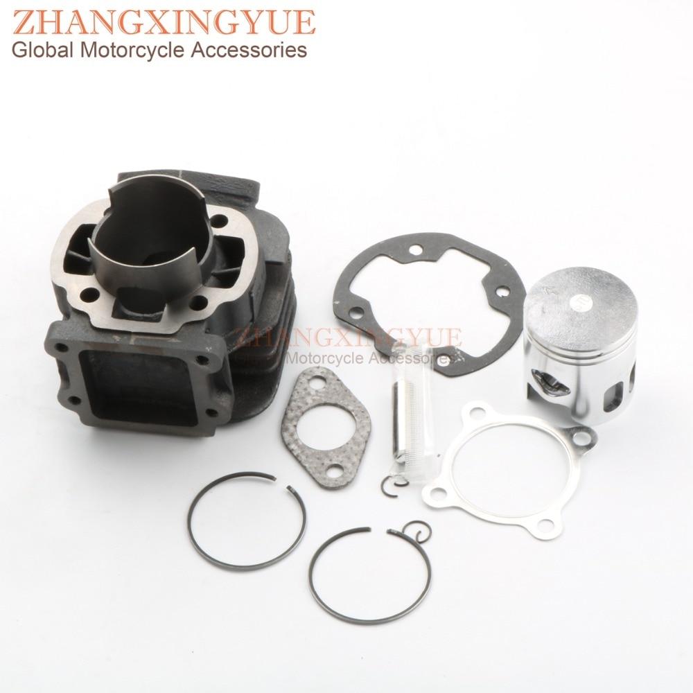 70cc Big Bore Cylinder Barrel Kit for YAMAHA BWS Bump 97-98 BWS Ng 97-98 BWS Original 97-98 47mm/10mm