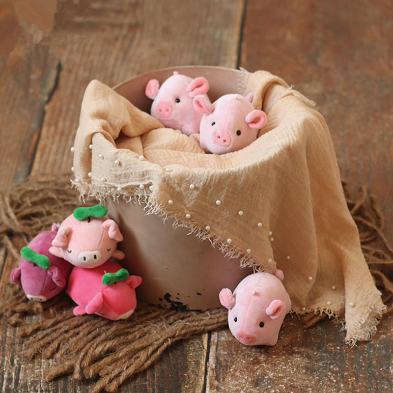 Newborn photography props children pigs piglets accessories doll baby baby baby photography props