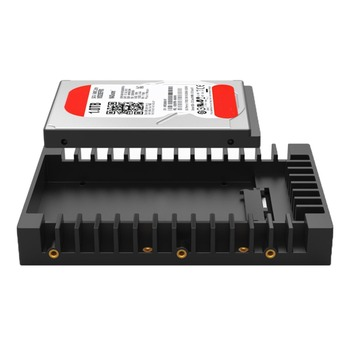2.5 to 3.5 inch HDD Adapter Hard Drive Caddy Support SATA 1/2/3 High-Speed HDD&SSD Solid State Disk for PC Accessory