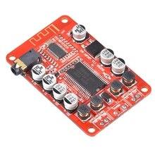 Класс D Поддержка двух каналов стерео Bluetooth 3,5 мм Цифровой усилитель доска для Yamaha 2X10 Вт Dc8-14V A6-014