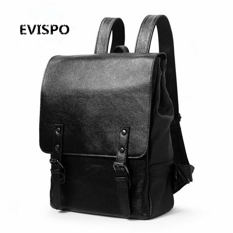 Popular Big Leather Backpack Men-Buy Cheap Big Leather Backpack ...