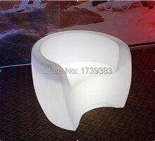 LED emitting sofa arc bridge armchair light Remote controll decorating your living room, bedrooms, garden,pool, terrace etc