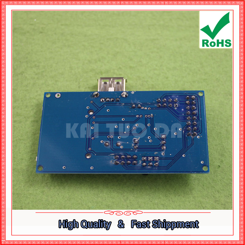 US $13 31 5% OFF evaluation board CH376S U disk SD card mouse support  parallel port serial port SPI interface module (D3B6)-in Integrated  Circuits