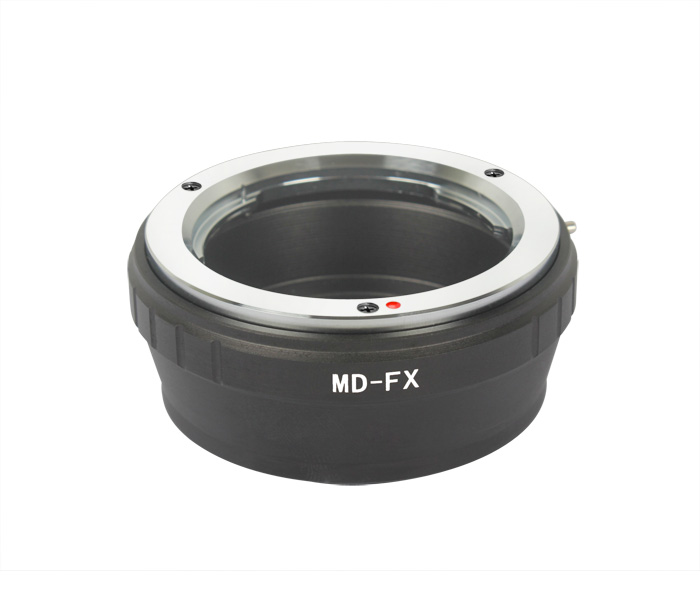 MD-FX Minolta MC MD mount lens to Fujifilm Fuji FX Mount X-Pro1 X Pro 1 Camera Adapter free shipping