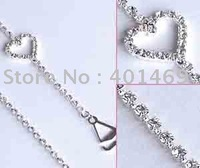 Free Shipping Rhinestone Shoulder Strap Lingerie Accessories
