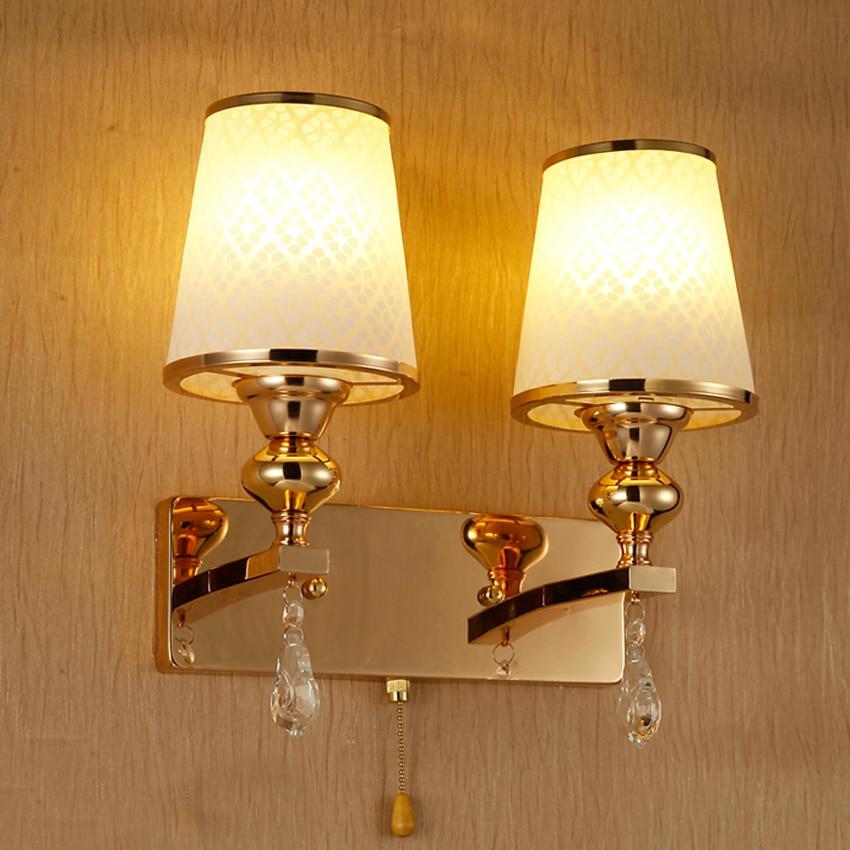 Bedroom Bedside Led Wall Lamps Modern