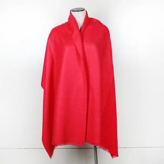 Mulher moda Lenços Xales de Lã Pura Cor Entidade Mulheres Inverno Quente Knitting Longas Macias Cachecóis Wraps
