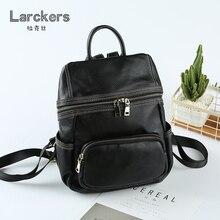 Роскошный рюкзак из натуральной кожи, Женский дизайнерский прозрачный рюкзак на молнии, высококачественный Женский кожаный рюкзак