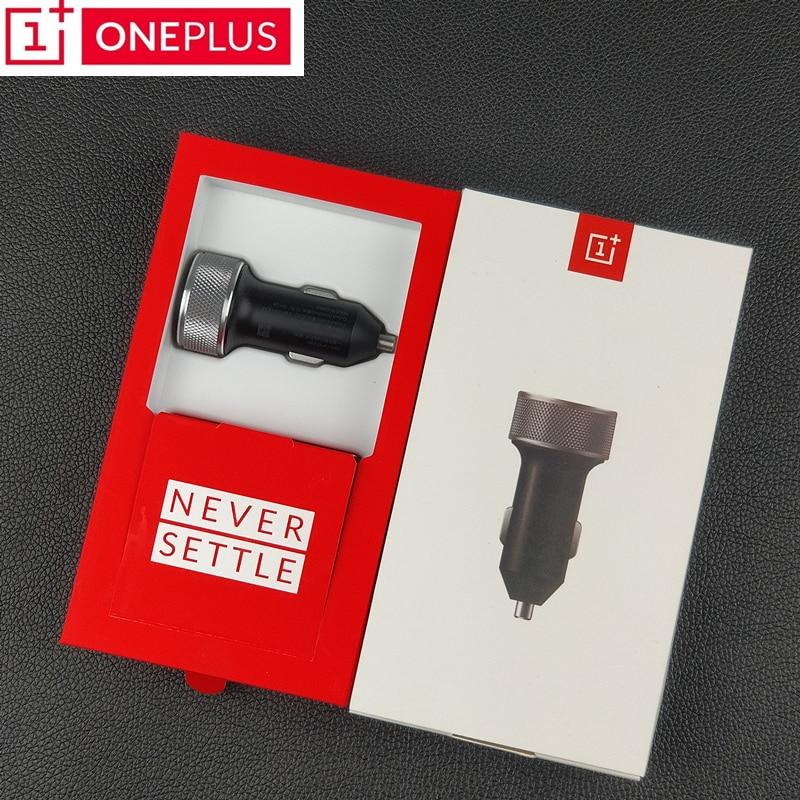 D'origine Oneplus Dash Voiture chargeur + Usb 3.1 type C rapide rapide charge Câble de Données Pour 1 + Un plus 6/5 t/5/3/3 t six cinq trois