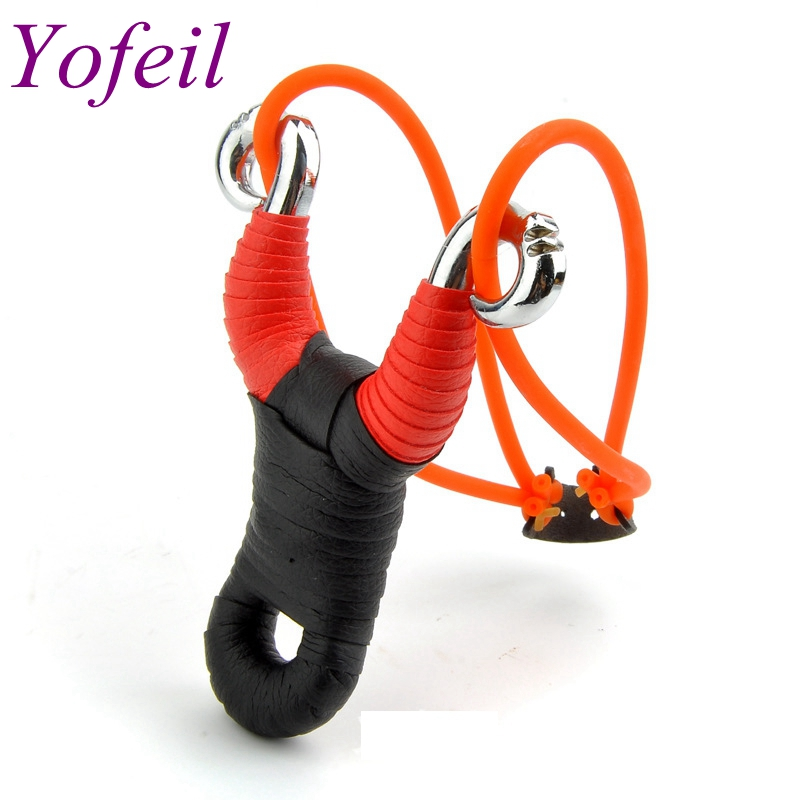1PCS 100% Brand New Strong Power Elastica Bungee Rubber Band For Slingshot Outdoor Hunting 3050 Catapult Replacement