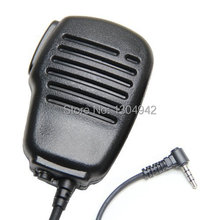 Rainproof Shoulder Remote Speaker Mic Microphone PTT 1pin For Yaesu/Vertex VX-1R/2R 3R 5R 150 160 180 210 210A 2-Way Radio 3.5mm