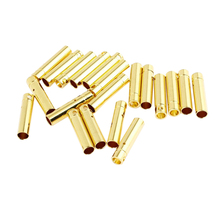 20 Pcs Female Bullet Connector Plug 4mm for RC Li Po font b Battery b font