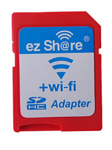 цена ezshare High Speed Wireless WIFI WLAN SD Card Adapter Micro ez share SD card to SD Wifi Adapter 8gb 16gb 32gb TF card