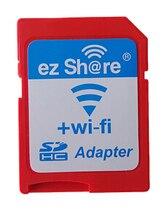 EzShare высокое Скорость Беспроводной WI-FI WLAN адаптер SD Card Micro EZ Поделиться SD карты SD адаптер Wi-Fi 8 ГБ 16 ГБ 32 ГБ TF карты