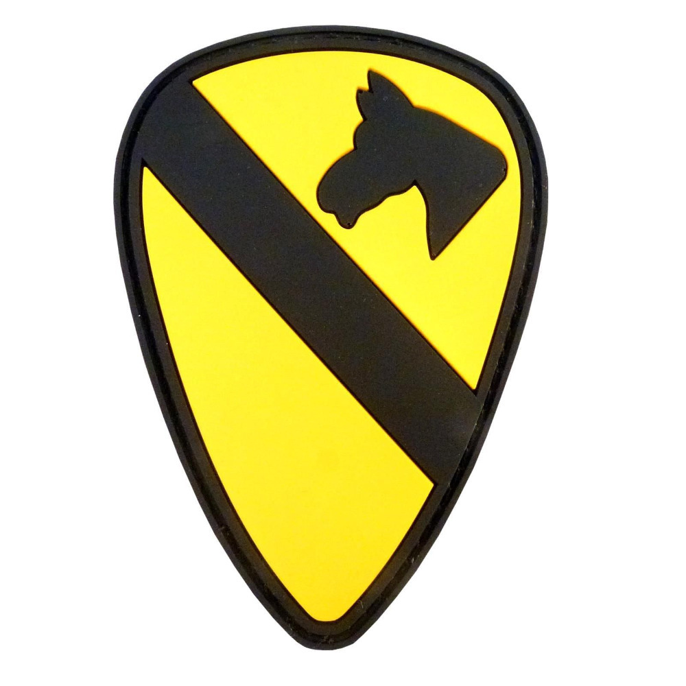 Cavalry Division Promo...1st Cavalry Patch For Ar15