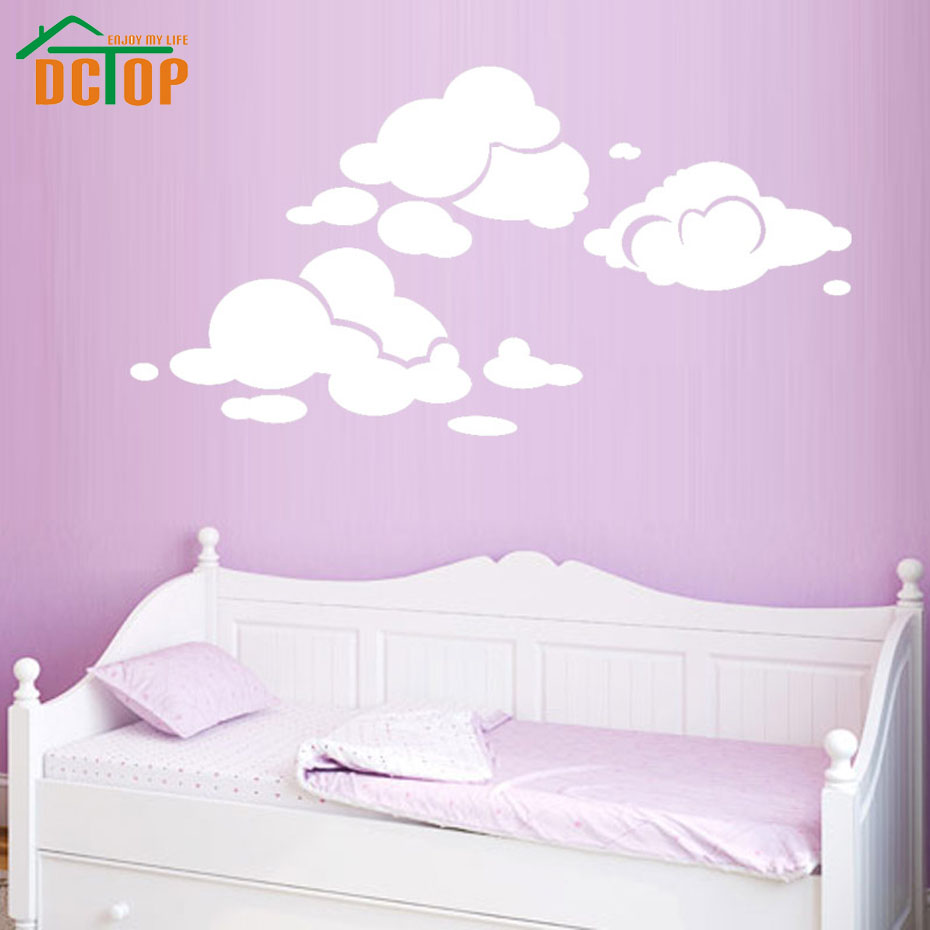 Online get cheap girl wall decal alibaba for Cheap wall mural decals