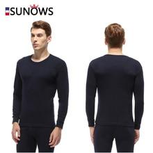 L-XXXL, для мужчин, 100% хлопок, термальное нижнее белье, набор для мужчин, зимний, утолщенный, теплый, круглый ворот, нательная рубашка, штаны, для мужчин, длинная ширинка, m09