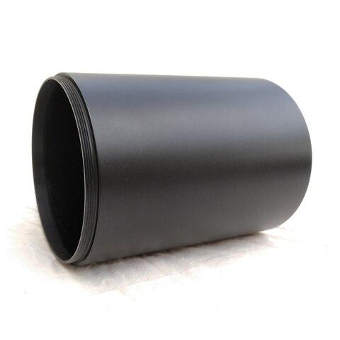 de aluminio do acessorio riflescope otico