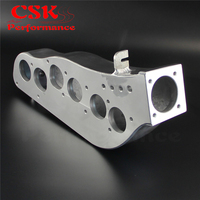 Polish Aluminum RB20 Air Intake Manifold Fits For Nissan Skyline RB20DET R32 GTS GT S