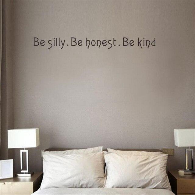 IDFIAF worden silly Engels spreuken muur post huishoudelijke versiering  muurstickers op de muur in IDFIAF worden silly Engels spreuken muur post ...