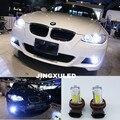 2 x Sem Erro Canbus 6000 K Branco H11 H8 CREE Chips projetor de Luz de Nevoeiro Lâmpada DRL Para Mercedes W211 W212 W221 W164