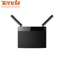 Tenda AC9 AC1200M Router WiFi inalámbrico con 2,4 Ghz/5,0 Ghz antena de alta ganancia casa cobertura de doble banda Wifi repetidor fácil configuración