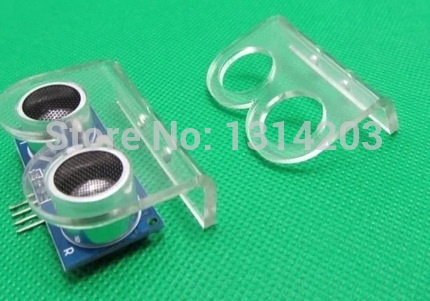 1PCS HC-SR04 Ultrasonic Sensor Bracket Smart